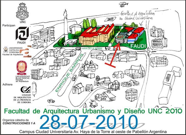 Colegio de arquitectos de la provincia de c rdoba for Arquitectura 6b faudi
